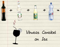 Vihucas Cencibel on Ice