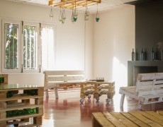 Our social area
